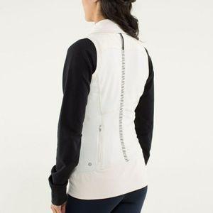 Lululemon Won't Stop Vest size 6
